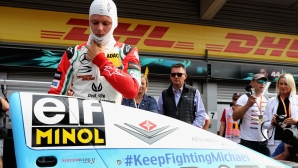 Синът на Шумахер остава във Формула 3 и догодина