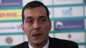 Петричев: Ако успеем да вземем нещо от Брага, шансовете ни се увеличават