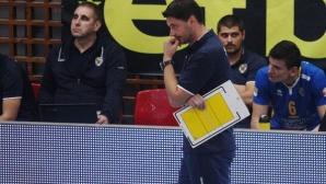 Атанас Петров: Влязохме притеснени в мача