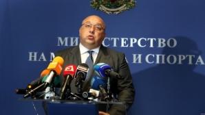 Кралев и държавата знаят кой е истинският ЦСКА, министърът обеща да спазва закона