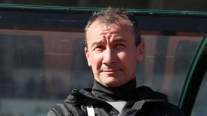 Белчев: Не искам да влизам в полемика дали това е Вечно дерби! За мен това е ЦСКА
