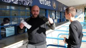 Над 10 хил. са продадените до момента билети за сблъсъка между Левски и ЦСКА-София