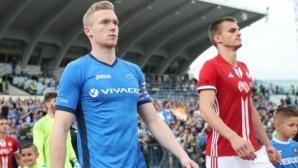 Ето кой ще ръководи дербито Левски - ЦСКА-София, вижте всички наряди за кръга