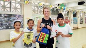 Свитолина се възстановява нормално за Сингапур