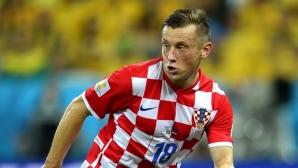 Ивица Олич се завърна в националния отбор на Хърватия
