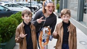 Варненските талисмани на гости на холивудска звезда