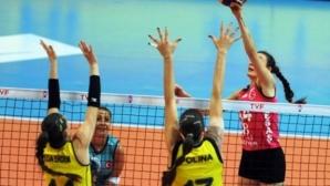 Еми Димитрова с 20 точки срещу Фенербахче в Турция