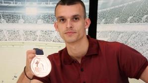 Владимир Далаклиев ще участва на Гран При по таекуондо в Лондон