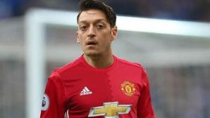 Йозил признал, че отива в Манчестър Юнайтед
