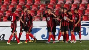 Лудогорец 2 разгроми Ботев (Вр), Локо (Сф) остава на върха - кръгът във Втора лига на живо