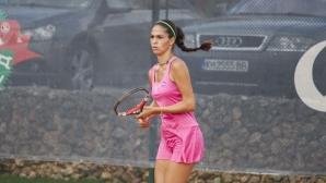 Шиникова на четвърти пореден полуфинал