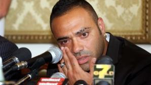 Бившият италиански национал Миколи осъден на 3,5 години затвор