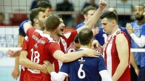 Тодор Алексиев с 11 точки, Олимпиакос тръгна с победа за Купата на Лигата (снимки)