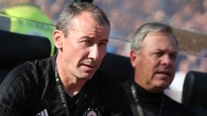 Белчев критикува футболистите на ЦСКА-София, играели като Левски
