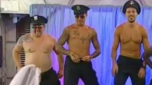 БГ Роналдо и Шеф Петров станаха стриптийзьори за една нощ (видео + снимки)
