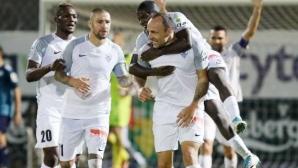 Сериозно българско участие, но само една победа в съботния ден в Кипър