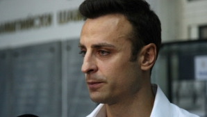 """Бербатов """"изтезава"""" съотборниците си заради бас (снимка)"""