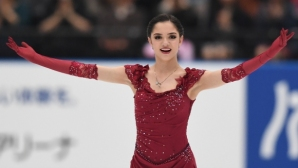 Чен спечели на старта на сезона в Москва, Медведева бе номер 1 при дамите