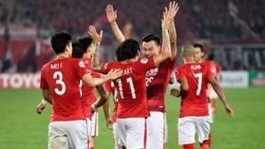 Гуанджоу стана шампион на Китай за рекорден седми пореден път