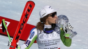 Световната шампионка в спускането пропуска сезона