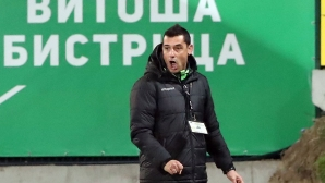 Томаш: Берое има светло бъдеще (видео)