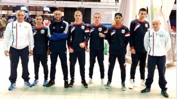 Боян Асенов започна с победа на Европейското по бокс за младежи