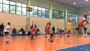Дунав (Русе) с втора смазваща победа във Висшата лига