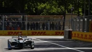 Евроспорт ще излъчва Формула Е през следващите 3 години