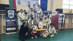 85 участници от 8 клуба мериха сили на международен турнир по карате в Разлог
