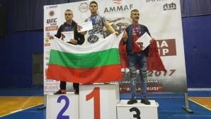 Талант от Благоевград стана балкански шампион по ММА