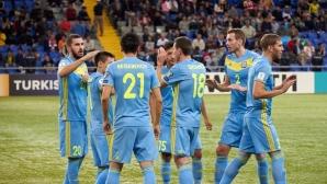Казахстан преговаря за контрола с Аржентина