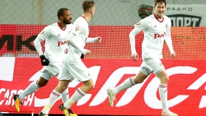 Локомотив се изравни със Зенит на върха в Русия