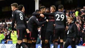 Венгер: Класата в атака ще помогне на Арсенал да се бори на всички фронтове
