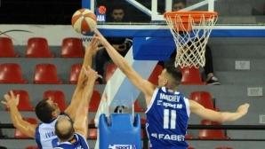Йордан Минчев и МЗТ Скопие с трето поражение в Адриатическата лига