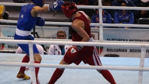 Иван Атанасов се класира за четвъртфиналите на Европейското