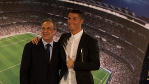 Флорентино: Този Реал превъзхожда онзи на Фиго, Бекъм, Зизу и Роналдо