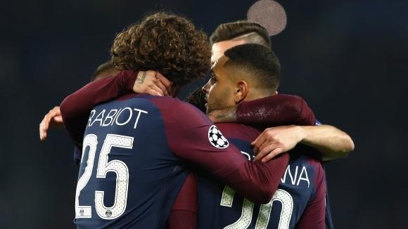 ПСЖ подобри рекорд на Манчестър Юнайтед в Шампионската лига