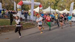 Рекорден брой участници на градския крос в Борисовата градина