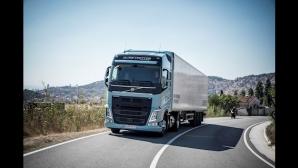 Камионите Volvo с LNG предлагат същата производителност като на дизела, но с по-малко емисии