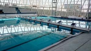 Новият басейн в Бургас е впечатляващ