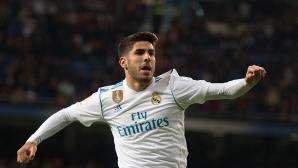 Реал Мадрид срази Лас Палмас, Асенсио напомни за себе си със страхотен гол (видео + галерия)