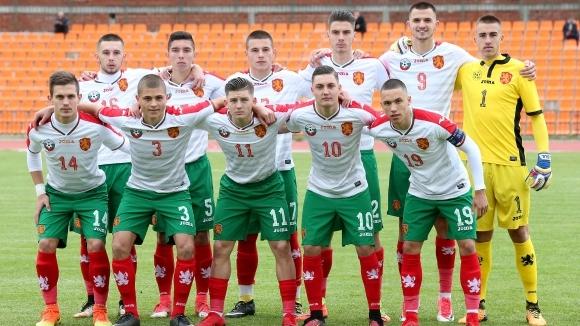 Успешен старт за България U19 (видео+галерия)
