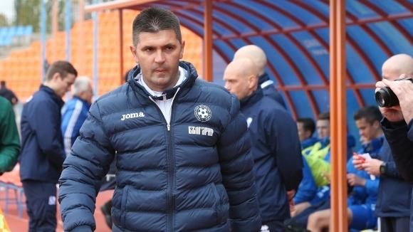 Ангел Стойков: Нашият потенциал е много по-голям