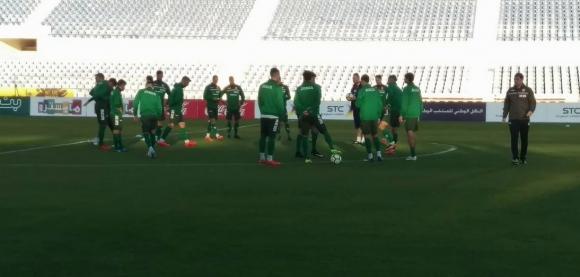 Националите заложиха на тактика преди мача със Саудитска Арабия