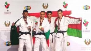 Българин спечели световна титла за полицаи в джудото
