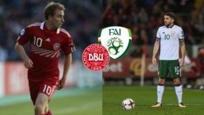 Дания преследва виза за Мондиал 2018 срещу неудобен съперник