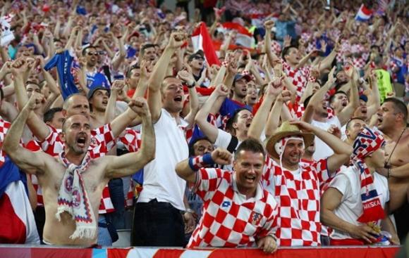Хървати разчитат на сърби, за да гледат мача срещу Гърция