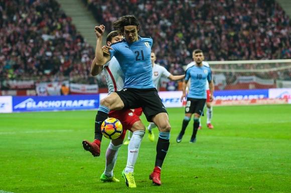 Уругвай зацикли в контролите
