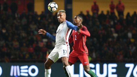 Португалия без Роналдо се измъчи срещу САЩ
