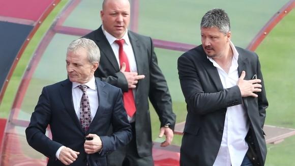 Интересни лица стоят зад кандидатурата на Любо Пенев за бос на БФС (снимки)